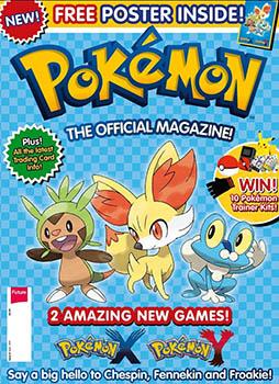 Official Pokemon Magazine 714777868